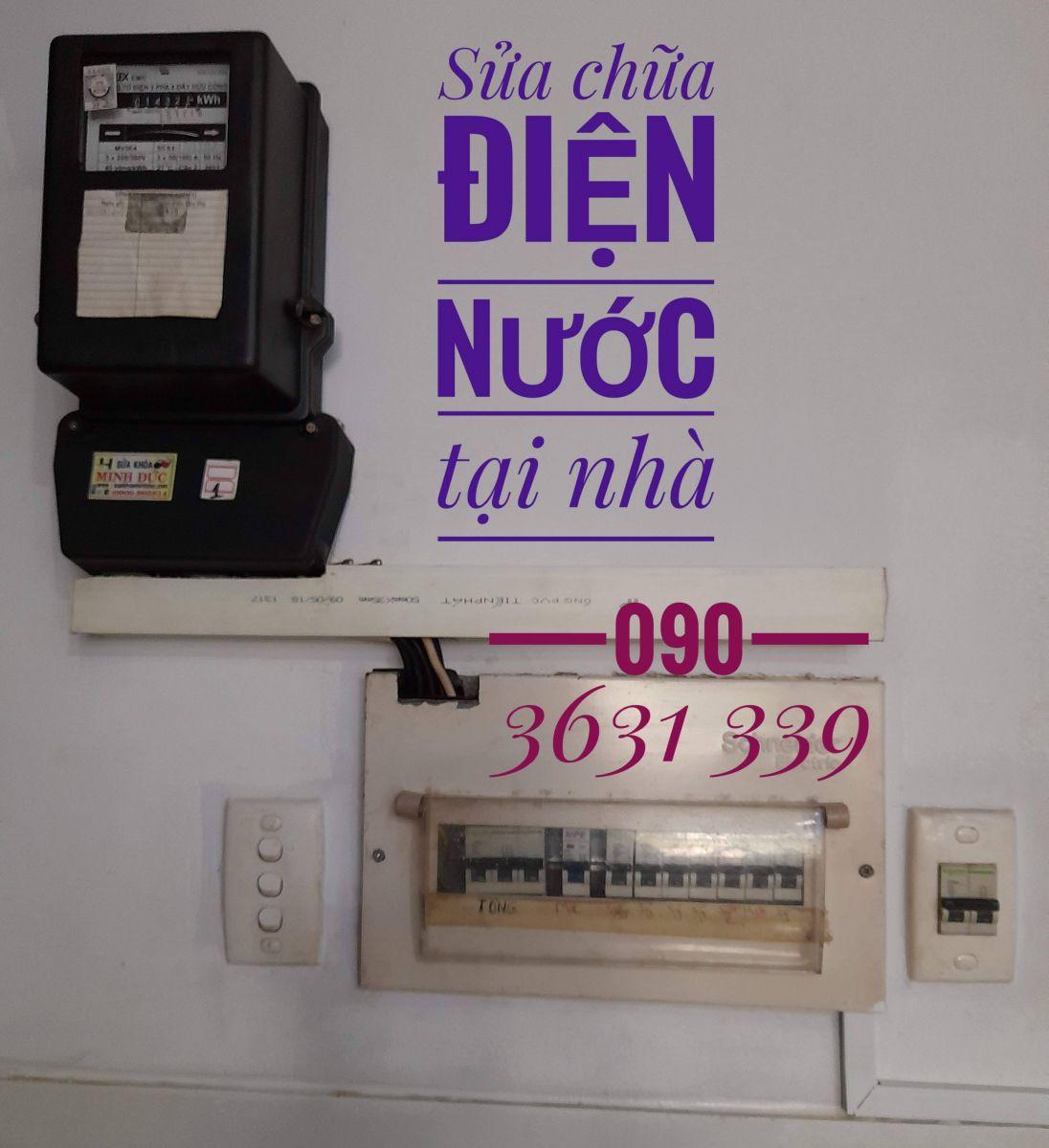 Sửa chữa điện TP.HCM