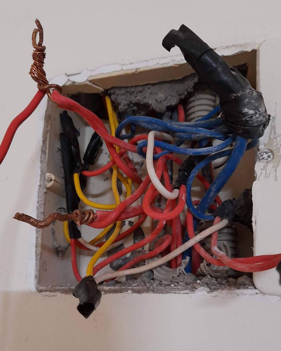 sửa chữa điện âm
