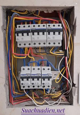 Sửa điện nhà 24h kỹ thuật cao