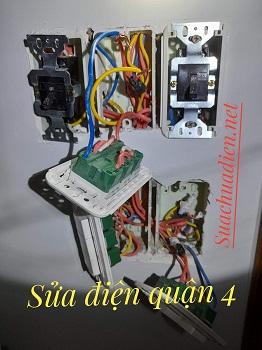 Sửa chữa điện quận 4 nhanh-rẻ-chất lượng