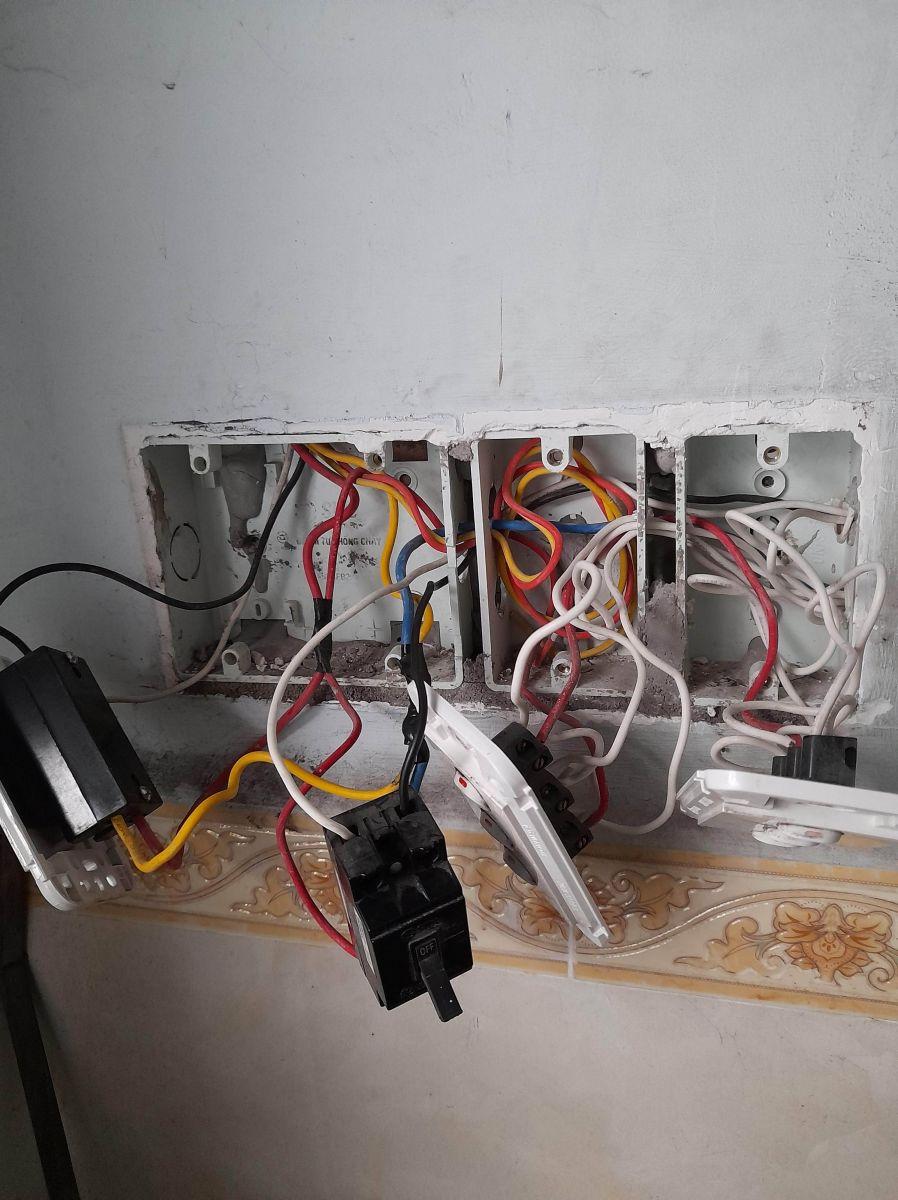 Sửa điện tại nhà 24H uy tín,chất lượng