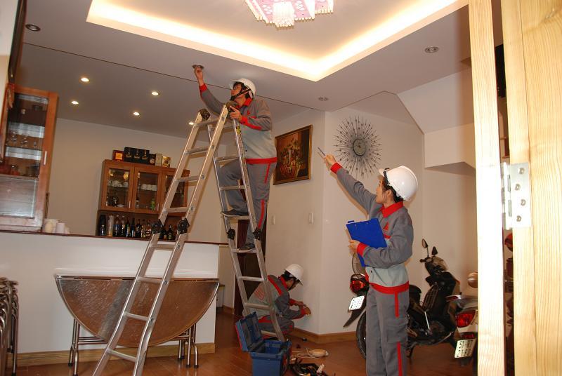 Dịch vụ sửa điện tại nhà ở tphcm